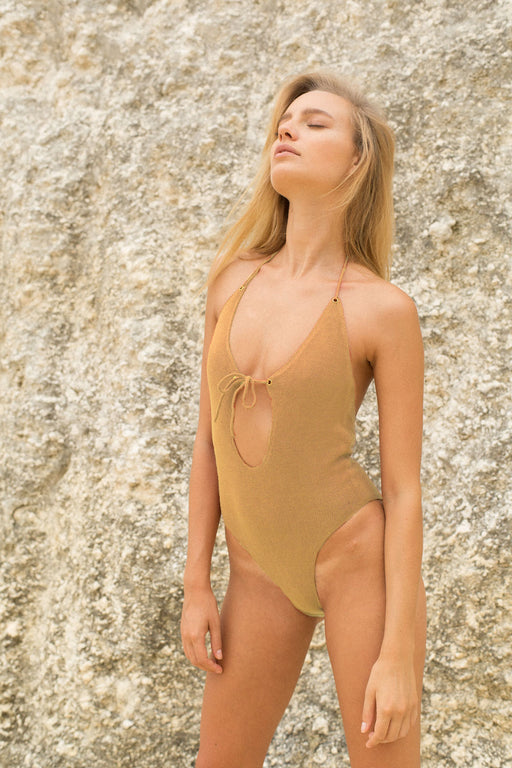 SOLAR V2 ONE PIECE - GOLDEN