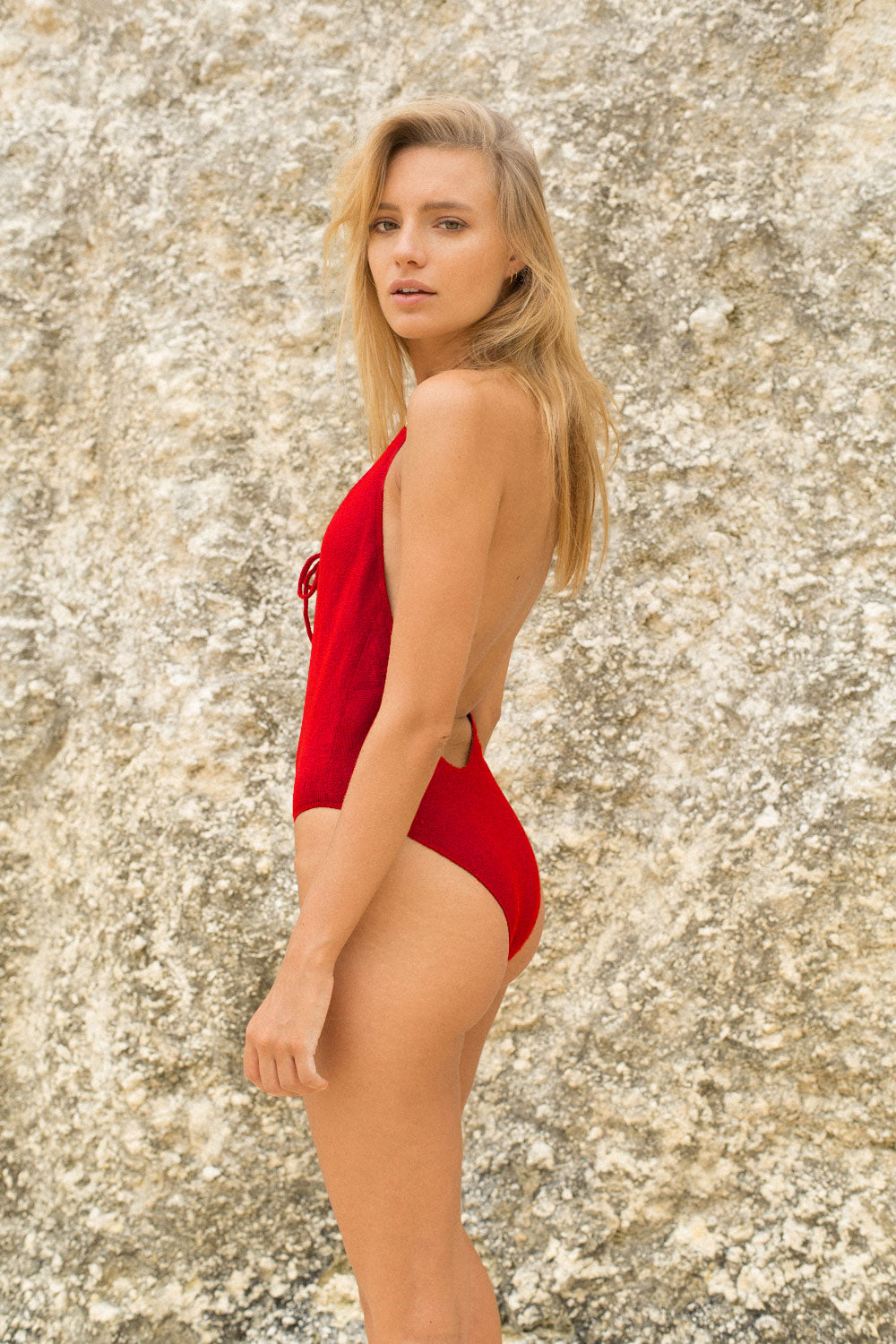 SOLAR V2 ONE PIECE - RED