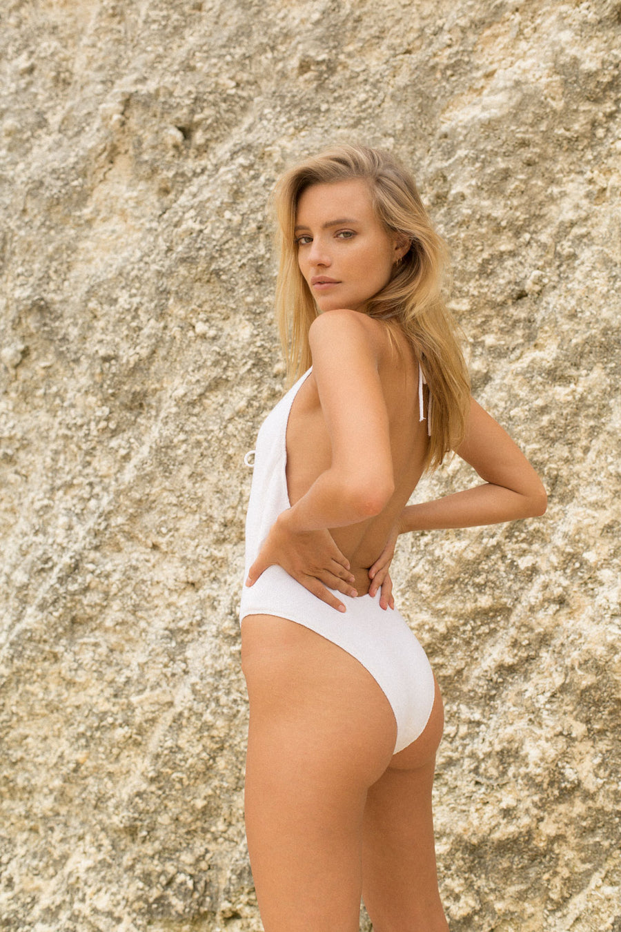 SOLAR V2 ONE PIECE - WHITE