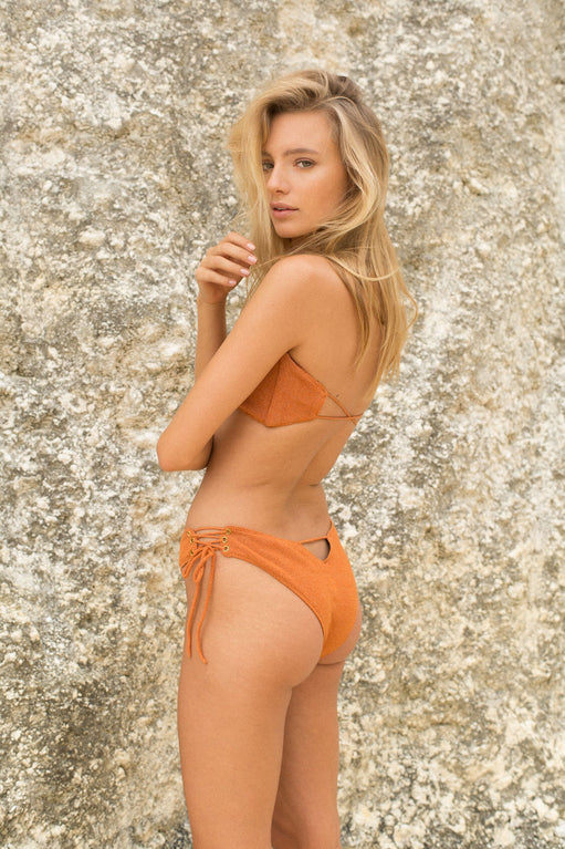 JUPITER  V2 BIKINI - SUN ORANGE