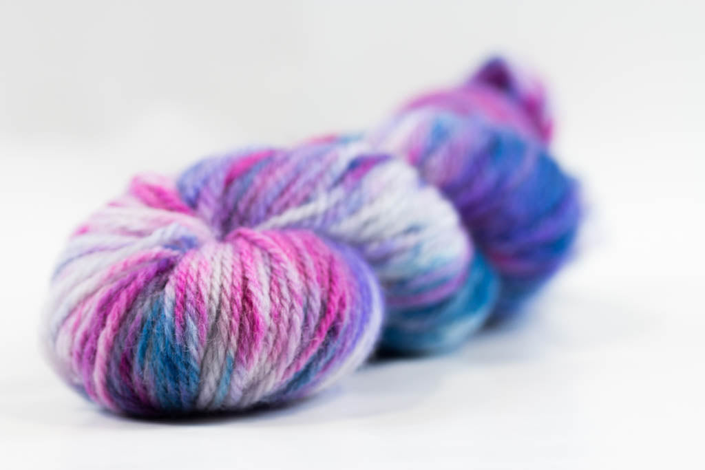 Woolly Good 8-ply in Mermaid's Breath