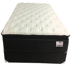 "EXTRA FIRM 2-SIDED INNERSPRING MATTRESS (11"")"