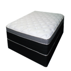 MEDIUM COOLTEX SUPER PILLOW TOP INNERSPRING MATTRESS (15