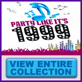 Party Like It's 1999® - Design 13 - View All Merchandise