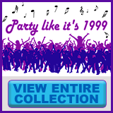 Party Like It's 1999® - Design 14 - View All Merchandise