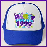 Party Like It's 1999® Design 01 Caps