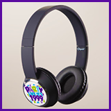 Party Like It's 1999® Design 01 Headphones