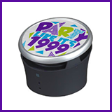 Party Like It's 1999® Design 01 Speaker Bluetooth