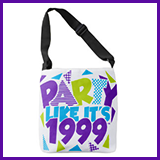 Party Like It's 1999® Design 01 Tote Bags