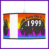 Party Like It's 1999® Design 02 Lamp