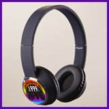 Party Like It's 1999® Design 02 Headphones
