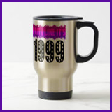Party Like It's 1999® Design 03 Travel Mug