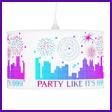 Party Like It's 1999® Design 04 Lamp