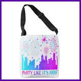 Party Like It's 1999® Design 04 Tote Bag