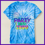 Party Like It's 1999® Design 06 T-Shirts