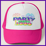 Party Like It's 1999® Design 06 Baseball Caps