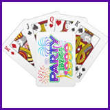 Party Like It's 1999® Design 06 Playing Cards