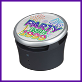 Party Like It's 1999® Design 06 Bluetooth Speaker