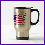 Party Like It's 1999® Design 07 Travel Mug