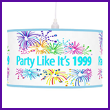 Party Like It's 1999® Design 08 Lamp
