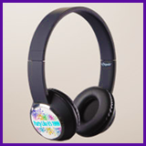 Party Like It's 1999® Design 08 Headphones