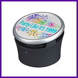 Party Like It's 1999® Design 08 Bluetooth Speaker