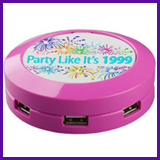 Party Like It's 1999® Design 08 Charging Station