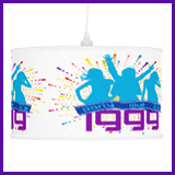 Party Like It's 1999® Design 09 Lamp
