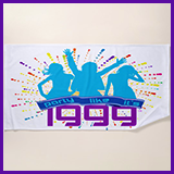 Party Like It's 1999® Design 09 Towel