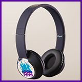 Party Like It's 1999® Design 09 Headphones