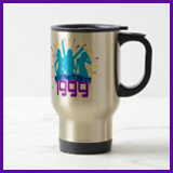 Party Like It's 1999® Design 09 Travel Mug