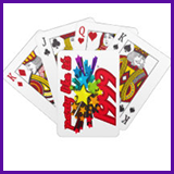 Party Like It's 1999® Design 10 Playing Cards
