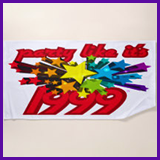 Party Like It's 1999® Design 10 Towel