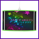 Party Like It's 1999® Design 11 Lamp