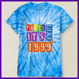 Party Like It's 1999® Design 12 T-Shirts