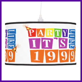 Party Like It's 1999® Design 12 Lamp