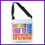 Party Like It's 1999® Design 12 Tote Bag