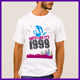 Party Like It's 1999® Design 13 T-Shirts