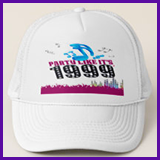 Party Like It's 1999® Design 13 Baseball Caps