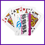 Party Like It's 1999® Design 13 Playing Cards
