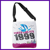 Party Like It's 1999® Design 13 Tote Bag