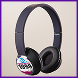 Party Like It's 1999® Design 13 Headphones