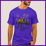 Party Like It's 1999® Design 15 T-Shirts