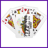 Party Like It's 1999® Design 15 Playing Cards