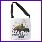 Party Like It's 1999® Design 15 Tote Bag