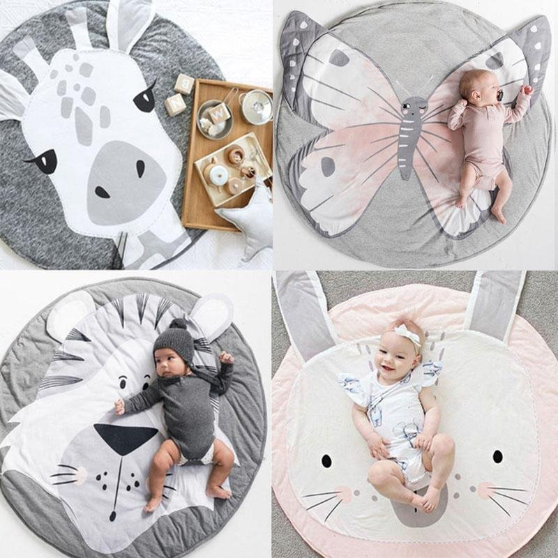 Animal shape Nursery Rugs - Free Delivery - Fansee Australia