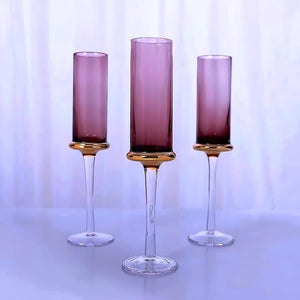 Champagne Glasses (Set of 4) - Fansee Australia