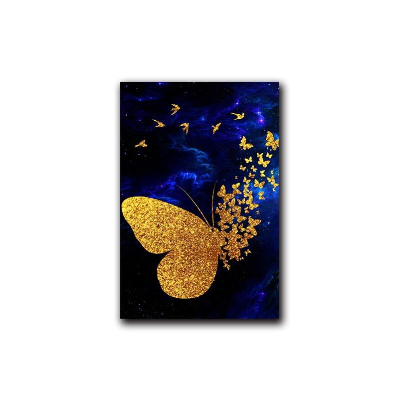 Buy Online Best Price Dancing Butterfly Canvas Print - Fansee Australia