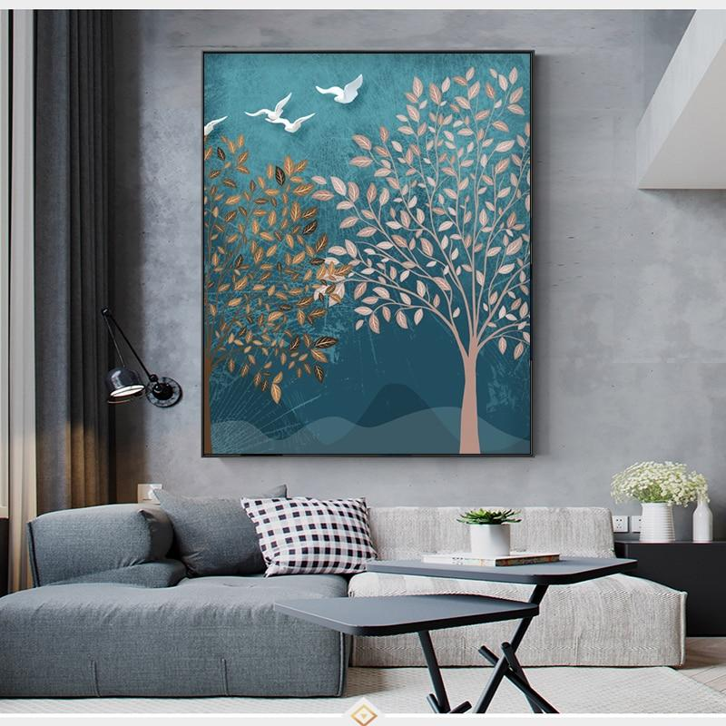 Forest Landscape Wall Art Canvas Print - Fansee Australia