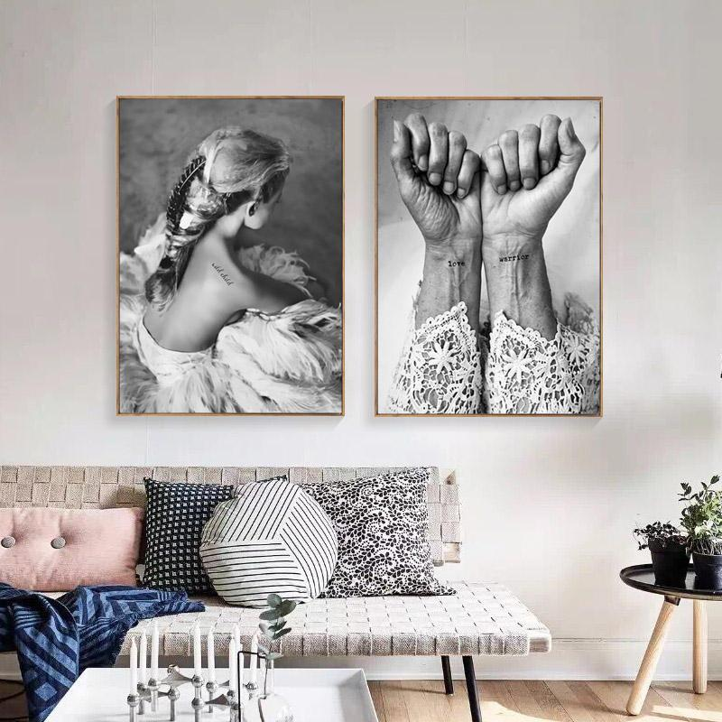 Girl Wall Art Prints - Fansee Australia